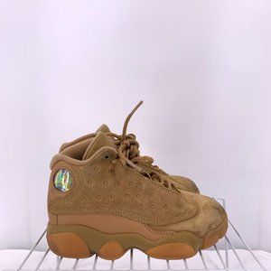 Nike Air Jordan 13 Wheat Kids Size 10.5c